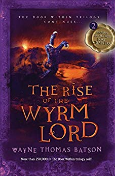The Rise of the Wyrm Lord bk 2