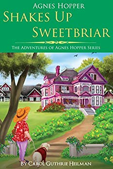 Agnes Hopper Shakes Up