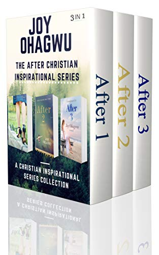 The After books 1-3