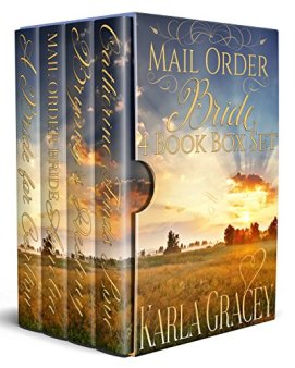 Mail Order Bride 4 boook Box Set