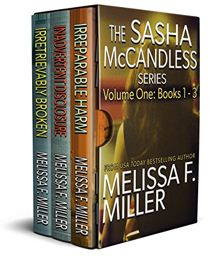 The Sasha McCandless Series